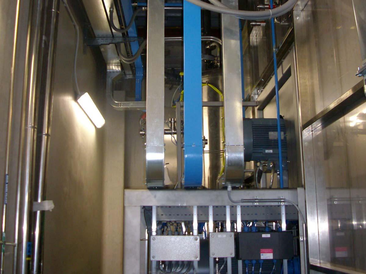Impianti elettrici industriali Monza