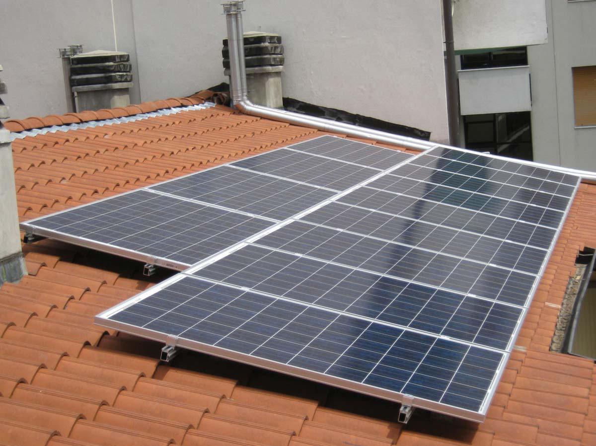 Impianti fotovoltaici pannelli
