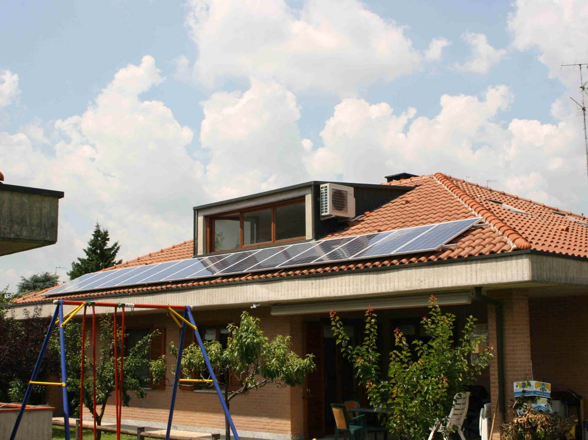 Installazinoe Pannelli fotovoltaici