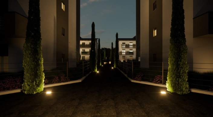 Giardini di Leonardo esterno 2
