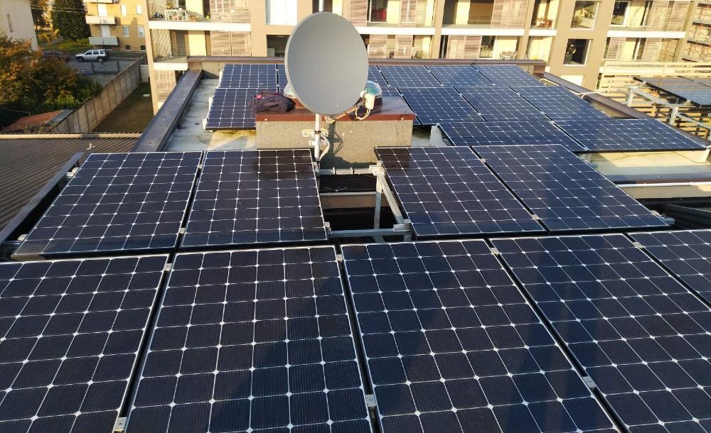 fotovoltaico Villasanta 2